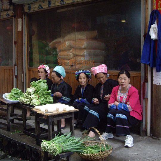 China minderheden