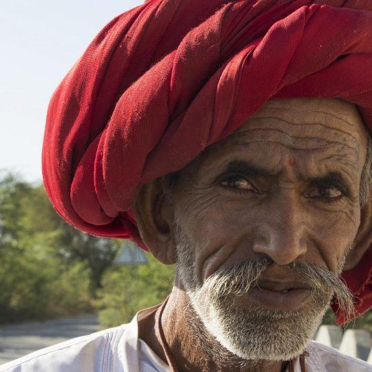 Rabari herder India