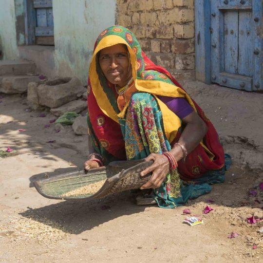 Huisvrouw India