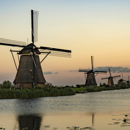 Kinderdijk 2018