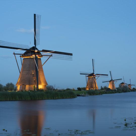 Kinderdijk 2018-2