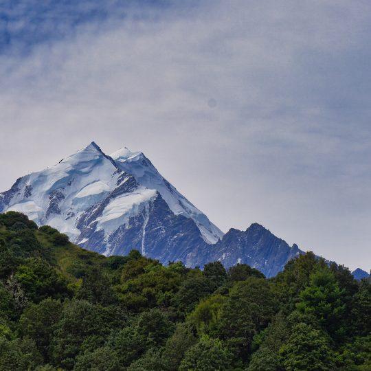Mt Cook, NZ