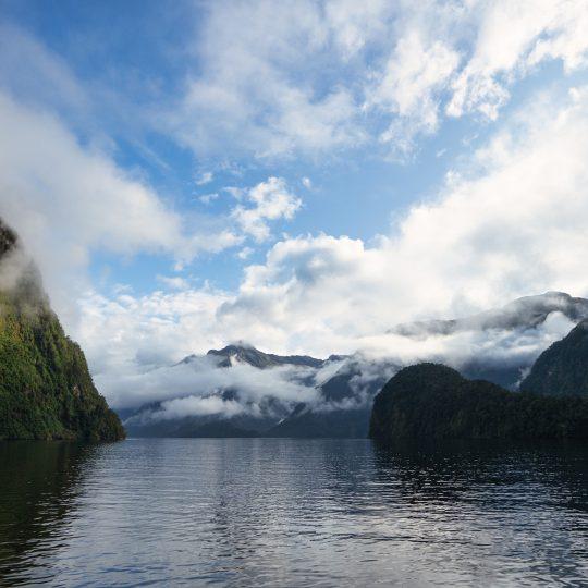 Doubtful Sound, NZ