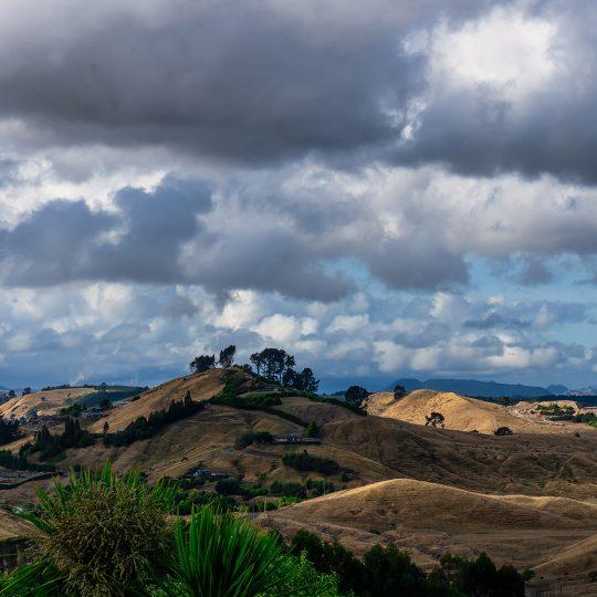 Wat een verschillende landschappen in Nieuw Zeeland