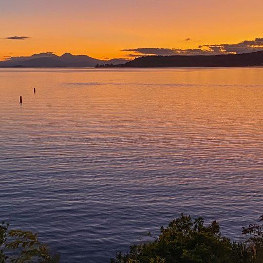 Bay of Plenty, Taupo