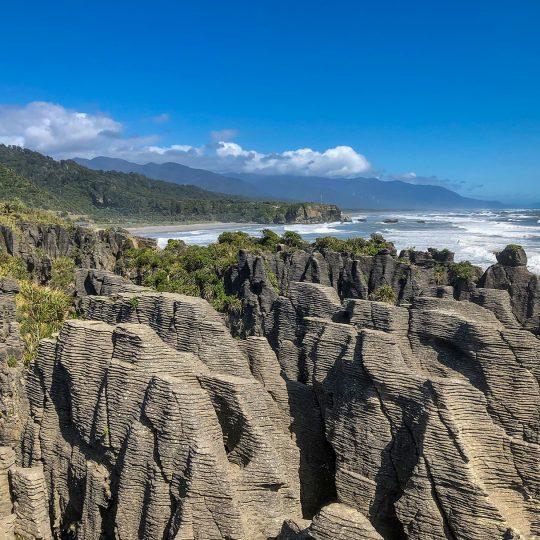 Pancake Rocks, Punakaiki, NZ